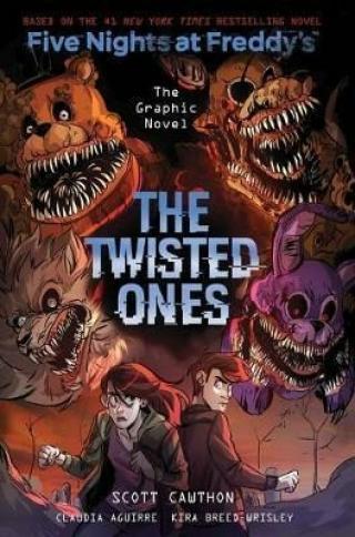 The Twisted Ones  - Breed-Wrisley Kira