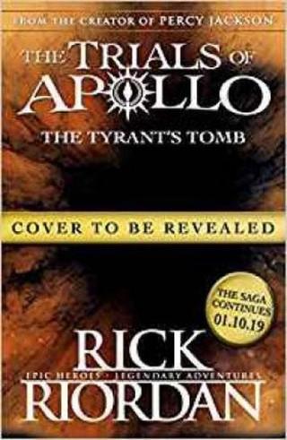 The Tyrant´s Tomb  - Riordan Rick