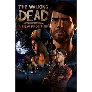 The Walking Dead A New Frontier - The Telltale Series (PC) DIGITAL