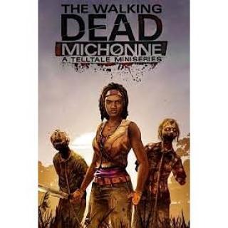 The Walking Dead: Michonne (PC) DIGITAL