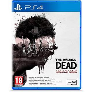 The Walking Dead: The Telltale Definitive Series - PS4