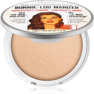 theBalm Bonnie - Lou Manizer rozjasňovač, zvýrazňovač a stíny v jednom 9 g dámské 9 g