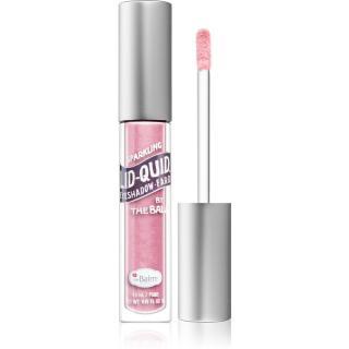 theBalm Lid-Quid třpytivé tekuté oční stíny odstín Lavender Mimosa 4,5 ml dámské 4,5 ml