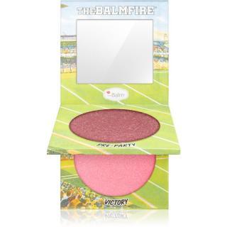 theBalm theBalmFire ® rozjasňovač, zvýrazňovač a stíny odstín Game Day 10 g dámské 10 g