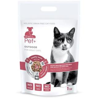 ThePet  3in1 Cat Outdoor 1 kg