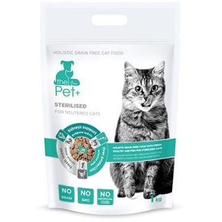 ThePet  3in1 Cat Sterilised 1 kg