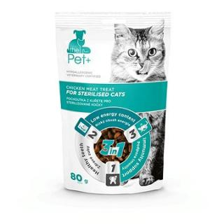 ThePet  Cat Sterilised treat 80 g