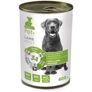 ThePet  Dog tin Lamb 400 g