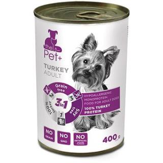 ThePet  Dog tin Turkey 400 g