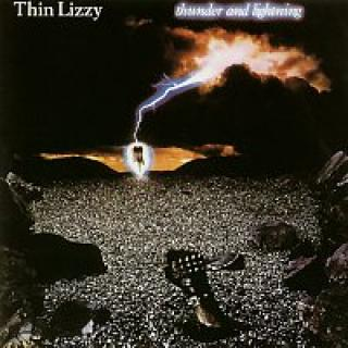 Thin Lizzy – Thunder & Lightning CD