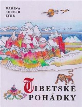 Tibetské pohádky - Lyer Darina Suresh, Shelton A.L.