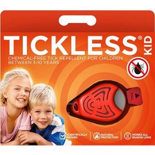 Tickless Kid orange
