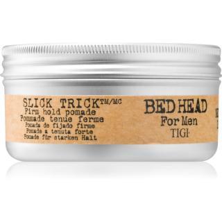 TIGI Bed Head B for Men Slick Trick pomáda na vlasy se silným zpevněním 75 g pánské 75 g