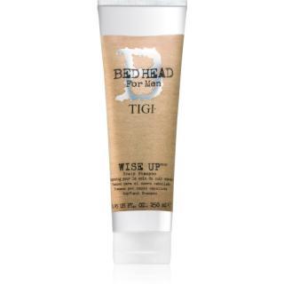 TIGI Bed Head B for Men Wise Up čisticí šampon pro muže 250 ml pánské 250 ml