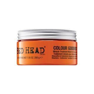 Tigi Bed Head Colour Goddess Miracle Treatment Mask vyživující maska pro barvené vlasy 200 ml