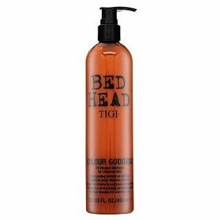 Tigi Bed Head Colour Goddess Oil Infused Shampoo šampon pro barvené vlasy 400 ml