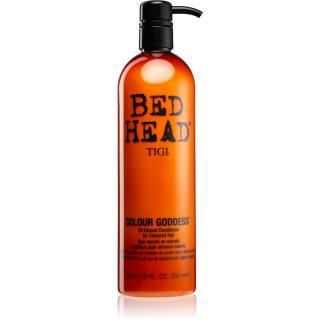TIGI Bed Head Colour Goddess olejový kondicionér pro barvené vlasy 750 ml dámské 750 ml