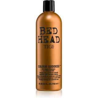 TIGI Bed Head Colour Goddess olejový šampon pro barvené vlasy 750 ml dámské 750 ml