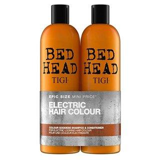 Tigi Bed Head Colour Goddess Shampoo & Conditioner šampon a kondicionér pro barvené vlasy 750 ml   750 ml
