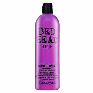 Tigi Bed Head Dumb Blonde Reconstructor kondicionér pro blond vlasy 750 ml