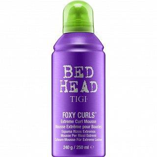 Tigi Bed Head Foxy Curls Extreme Curl Mousse pěnové tužidlo pro vlnité a kudrnaté vlasy 250 ml