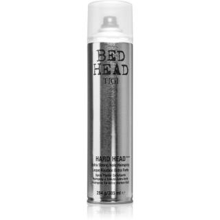 TIGI Bed Head Hard Head lak na vlasy silné zpevnění 385 ml dámské 385 ml