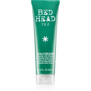 TIGI Bed Head Totally Beachin čisticí šampon pro vlasy namáhané sluncem 250 ml dámské 250 ml