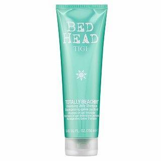 Tigi Bed Head Totally Beachin Cleansing Jelly Shampoo šampon pro vlasy namáhané sluncem 250 ml