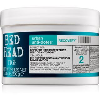TIGI Bed Head Urban Antidotes Recovery regenerační maska pro suché a poškozené vlasy 200 g dámské 200 g