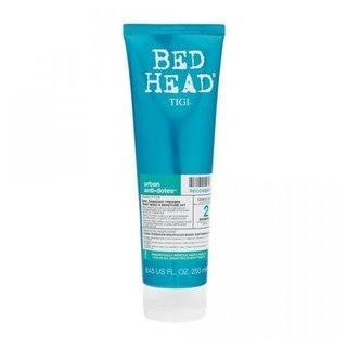 Tigi Bed Head Urban Antidotes Recovery Shampoo šampon pro suché a poškozené vlasy 250 ml