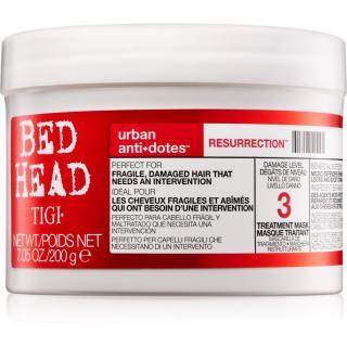 TIGI Bed Head Urban Antidotes Resurrection oživující maska pro poškozené a křehké vlasy 200 g dámské 200 g