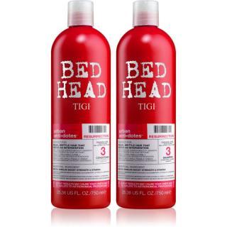 TIGI Bed Head Urban Antidotes Resurrection výhodné balení I.  pro ženy dámské 2 ks