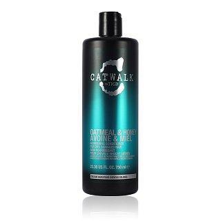 Tigi Catwalk Oatmeal & Honey Nourishing Conditioner kondicionér pro suché a poškozené vlasy 750 ml