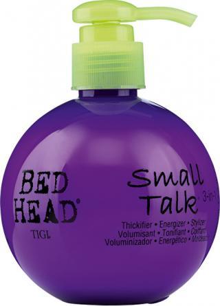 Tigi Gelový krém pro objem Bed Head Small Talk  240 ml