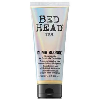 Tigi Kondicionér pro chemicky ošetřené blond vlasy Bed Head Dumb Blonde  200 ml dámské
