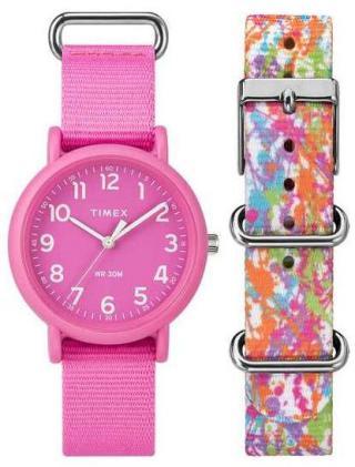 Timex Dětské hodinky Weekender Color Rush   náhradní řemínek TWG018100UE