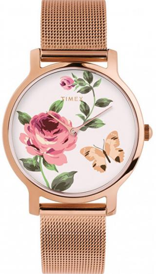 Timex Full Bloom TW2U19000D7 dámské