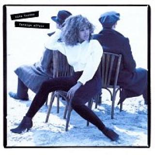 Tina Turner – Foreign Affair LP