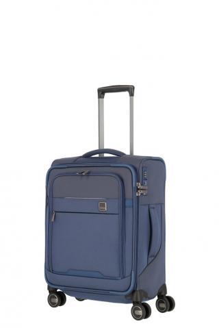 Titan Kabinový cestovní kufr Prime 4w S Navy 38 l modrá