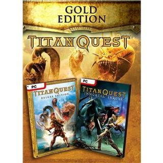 Titan Quest Gold Edition (PC) DIGITAL