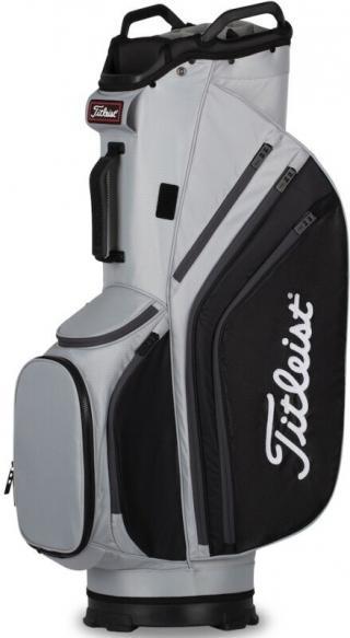 Titleist Cart 14 Lightweight Cart Bag Grey/Black/Charcoal