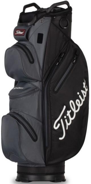 Titleist Cart 14 StaDry Cart Bag Black/Charcoal