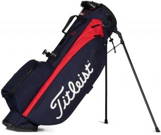 Titleist Players 4 Stand Bag Navy/Red Blue