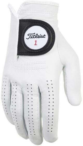 Titleist Players Mens Golf Glove 2020 Right Hand for Left Handed Golfers White M pánské M