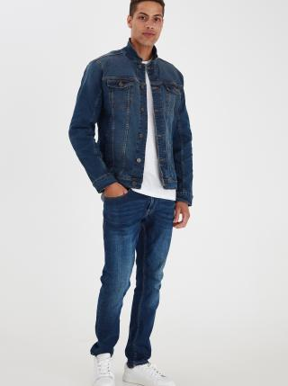 Tmavě modrá džínová bunda Blend pánské XXL