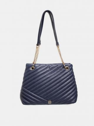 Tmavě modrá kabelka Bessie London dámské