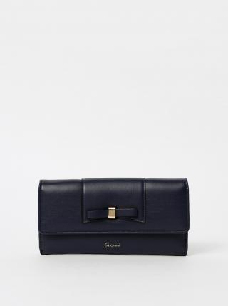 Tmavě modrá peněženka Gionni Kara dámské