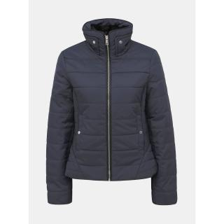 Tmavě modrá prošívaná zimní bunda VERO MODA Clarissa dámské XS