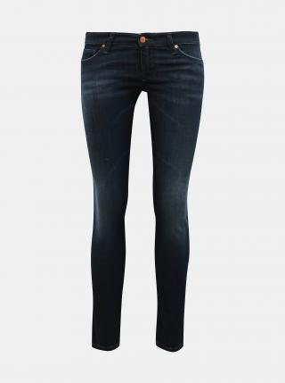 Tmavě modré dámské skinny fit džíny Diesel Skinzee dámské tmavě modrá L