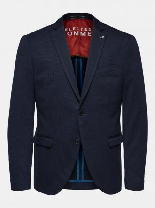 Tmavě modré sako Selected Homme pánské tmavě modrá XS